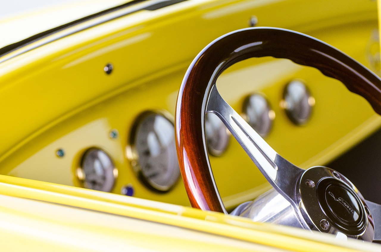 The Right Way to Insure Your Classic Car