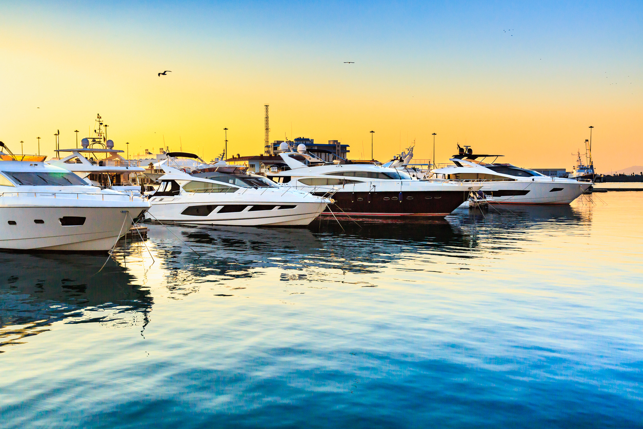 California marina insurance
